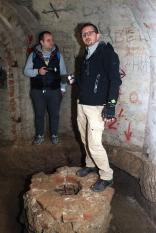Raskrsnica na kojoj je potonuo pod. Mikloš Kolar iz UGRIP-a i Janko Denan, profesr istorije.