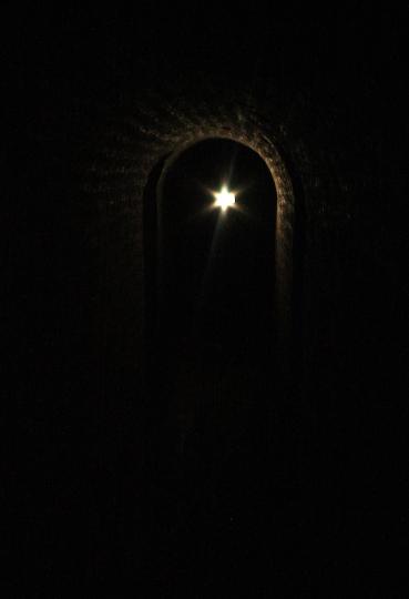 Pogled u podzemlje.
